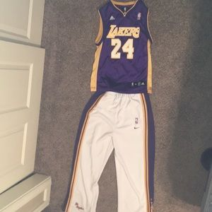 Lakers Jersey #24